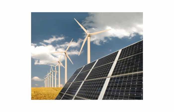 Ökostromrekord - schon 104 Milliarden Kilowattstunden in 2018