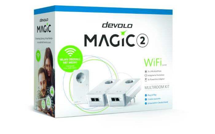 Devolo - Magic 2 bietet Powerline mit 2.400 MBit/s