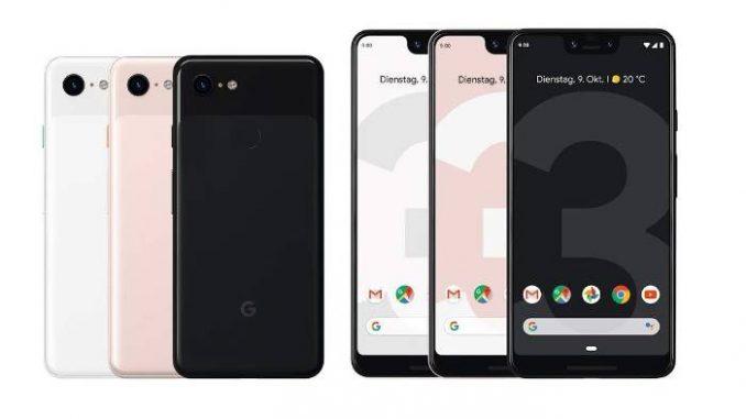Pixel 3 - zwei Smartphones für die Premiumklasse