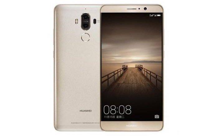 Huawei Mate 9 vorgestellt, die besondere Kamera