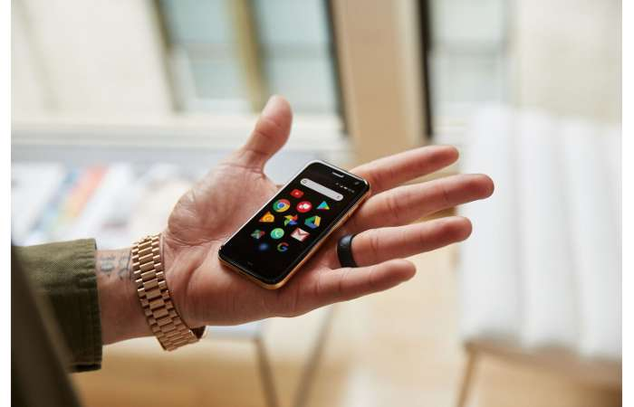 Mini-Smartphone Palm Pepito