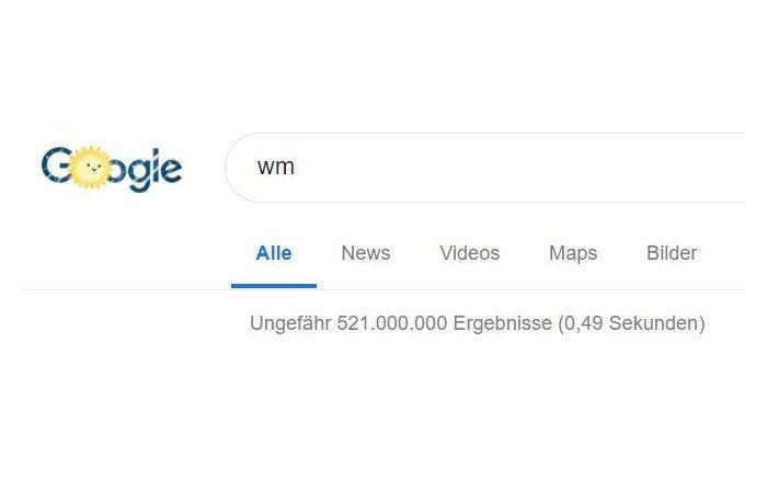 Google Suchtrends - das war das Jahr 2018