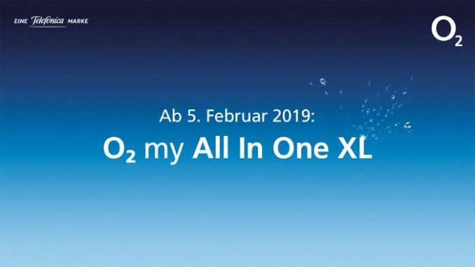 o2 my All in One XL