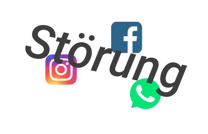 Weltweite Störungen – Ausfälle bei Facebook, WhatsApp und Instagram