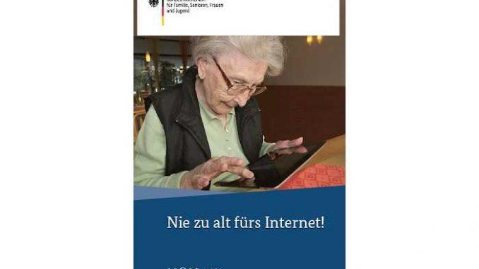 Nie zu alt fürs Internet