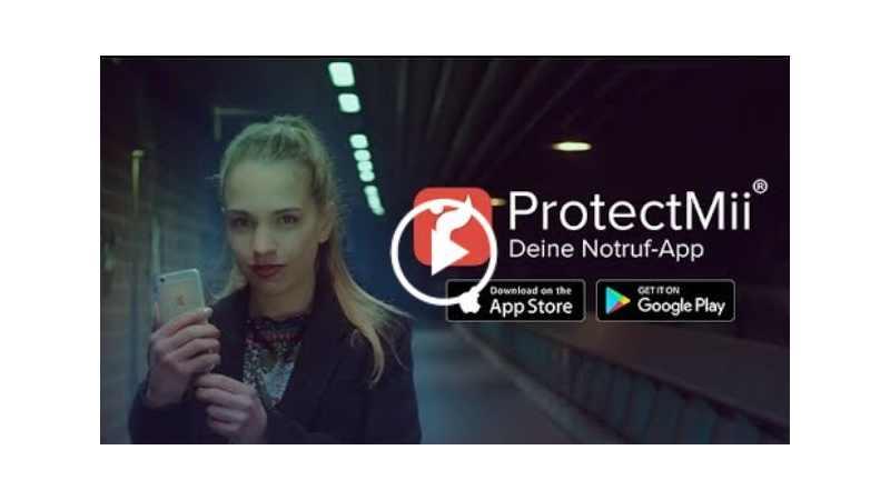 ProtectMii - Notruf-App