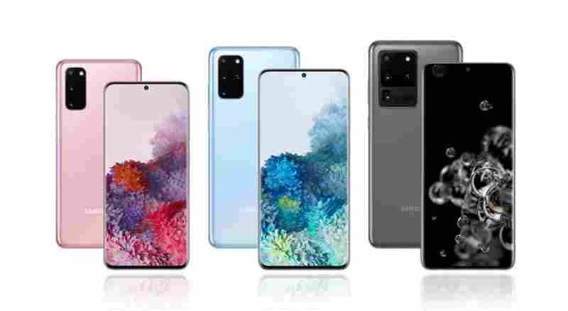 S20, S20+ & S20 Ultra – Die neuen Samsung-Modelle der Galaxy-Reihe
