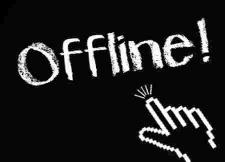Internet Störung