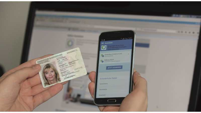 Digitale Identifikation – E-Perso soll in Smartphone integriert werden