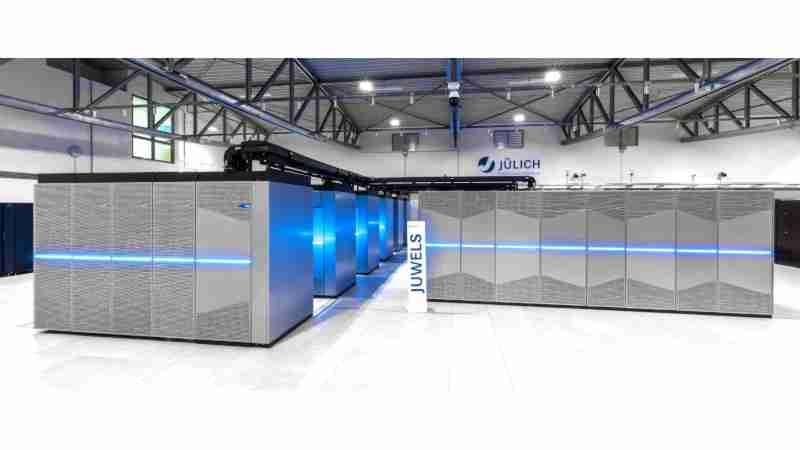 """Supercomputer – Jülichs """"Juwels"""" wird durch Upgrade noch leistungsfähiger"""