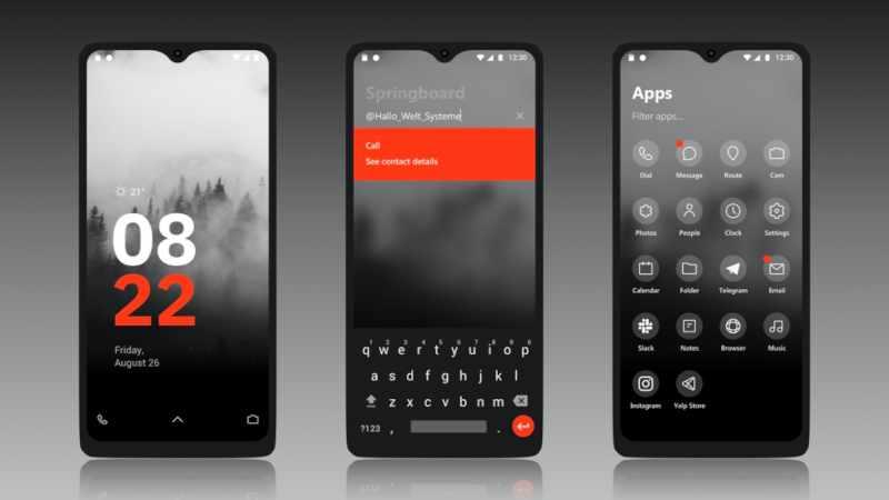 Volla Phone – Ein Smartphone mit neuem Konzept Made in Germany