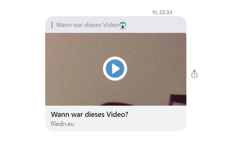 Facebook Betrugsmasche Messenger