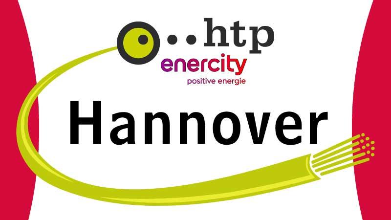 """Glasfaserausbau – enercity und htp wollen """"Digitales Hannover"""" aufbauen"""