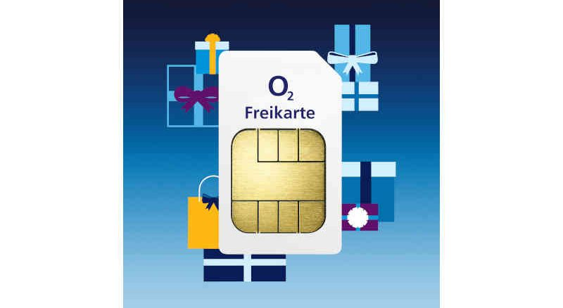 O2 Guthabenkarte – 50% Preisnachlass für Neukunden auf die Grundgebühr
