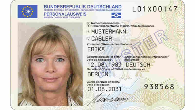Personalausweis – Der Fingerabdruck auf dem Dokument wird zur Pflicht
