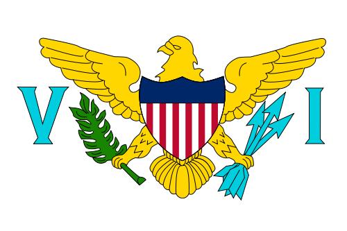 Handy Vorwahl  Amerikanische Jungferninseln