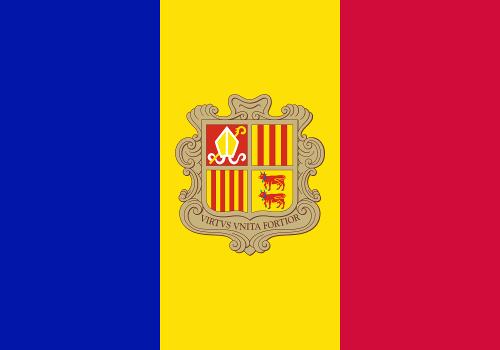 Handy Vorwahl  Andorra