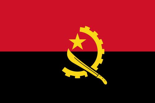 Handy Vorwahl  Angola