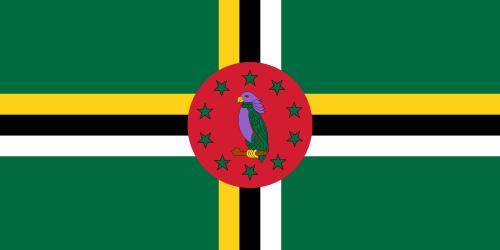 Handy Vorwahl  Dominica