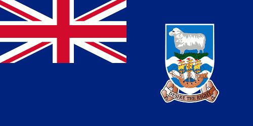 Handy Vorwahl  Falklandinseln