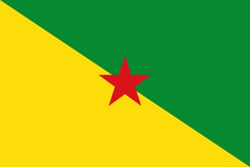 Handy Vorwahl  Französisch Guyana
