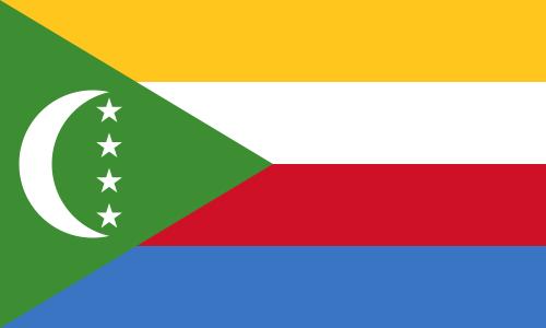 Handy Vorwahl  Komoren