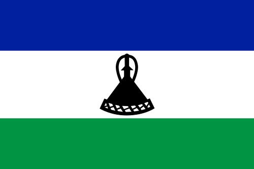 Handy Vorwahl  Lesotho