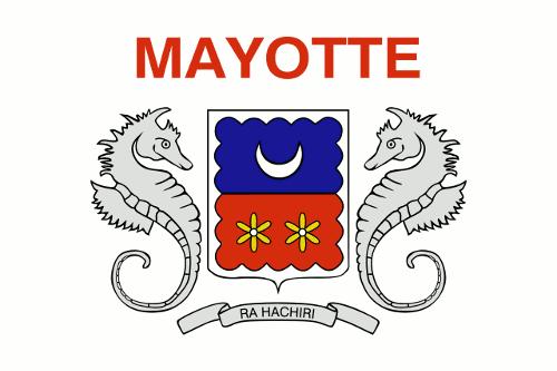 Handy Vorwahl  Mayotte