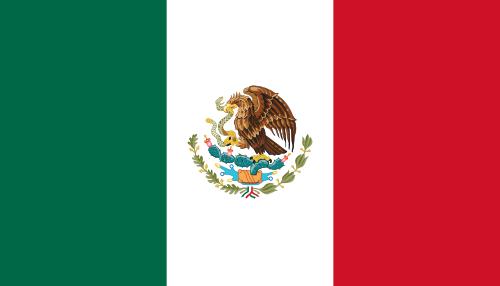 Handy Vorwahl  Mexiko