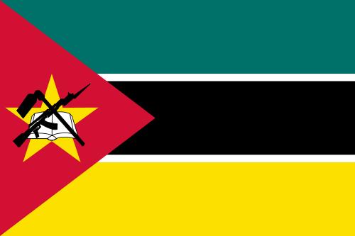 Handy Vorwahl  Mosambik