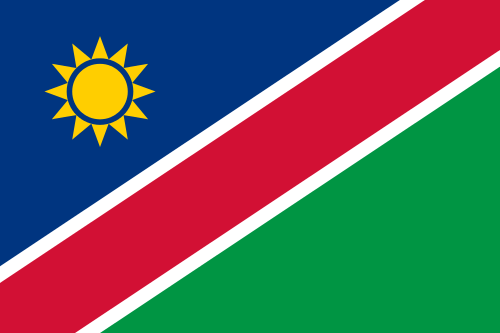 Handy Vorwahl  Namibia