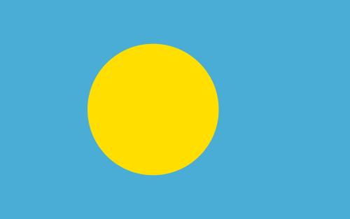 Handy Vorwahl  Palau