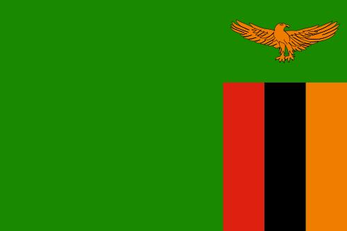 Handy Vorwahl  Sambia