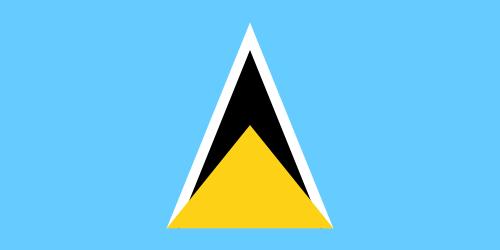Handy Vorwahl  St. Lucia