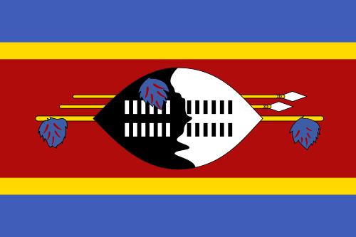 Handy Vorwahl  Swasiland