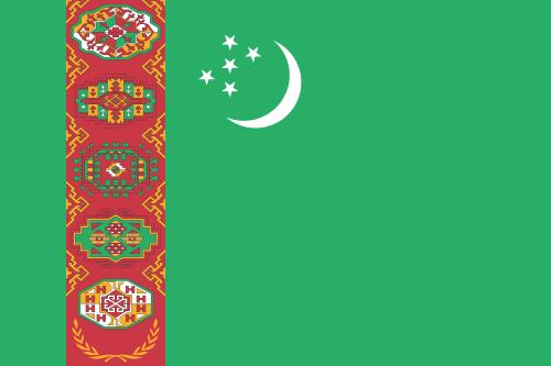 Handy Vorwahl  Turkmenistan