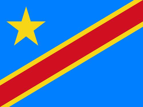 Handy Vorwahl  Demokratische Republik Kongo
